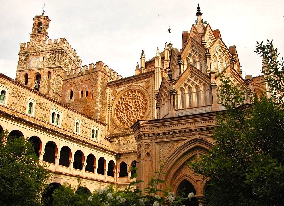 Monastery of Guadalupe