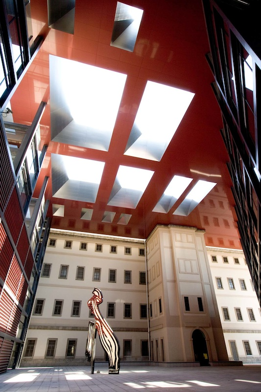 The Real Thing Viajes A Otra España Reina Sofia Museum