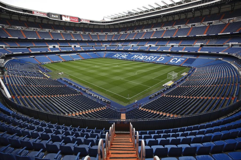 Bernabéu Stadium: A Real story