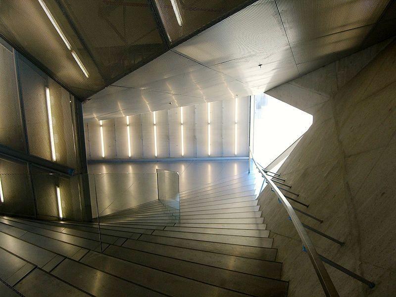 Casa da Musica, Porto, concert building. Pavel Krok. BY CC 2.0
