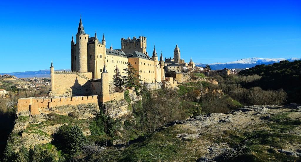 Excursion to Segovia